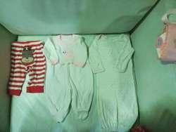 Ropa Bebé de 0 a 9 Meses