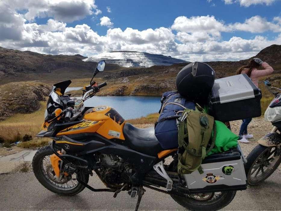 Zongshen Rx3 Touring 250cc 12milkm