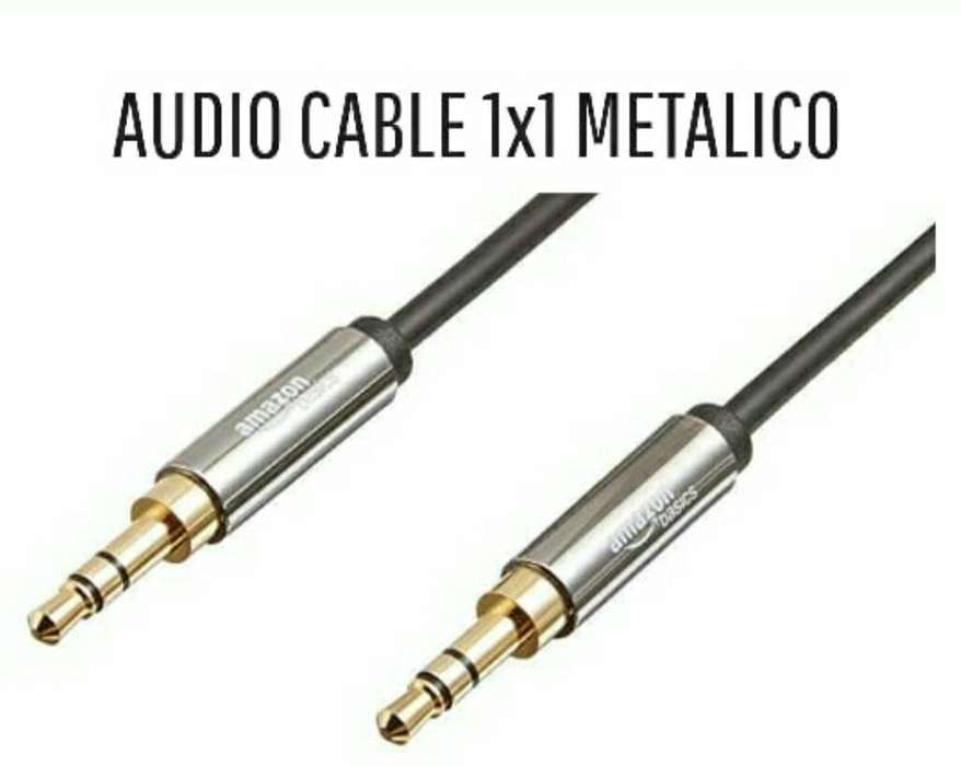 Cable 1x1 Metalico