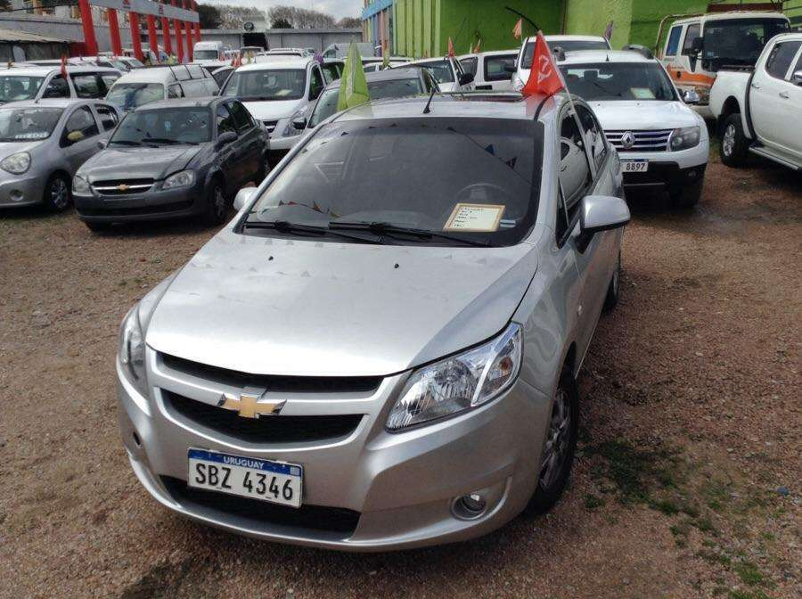 <strong>chevrolet</strong> Sail 2014 - 79612 km