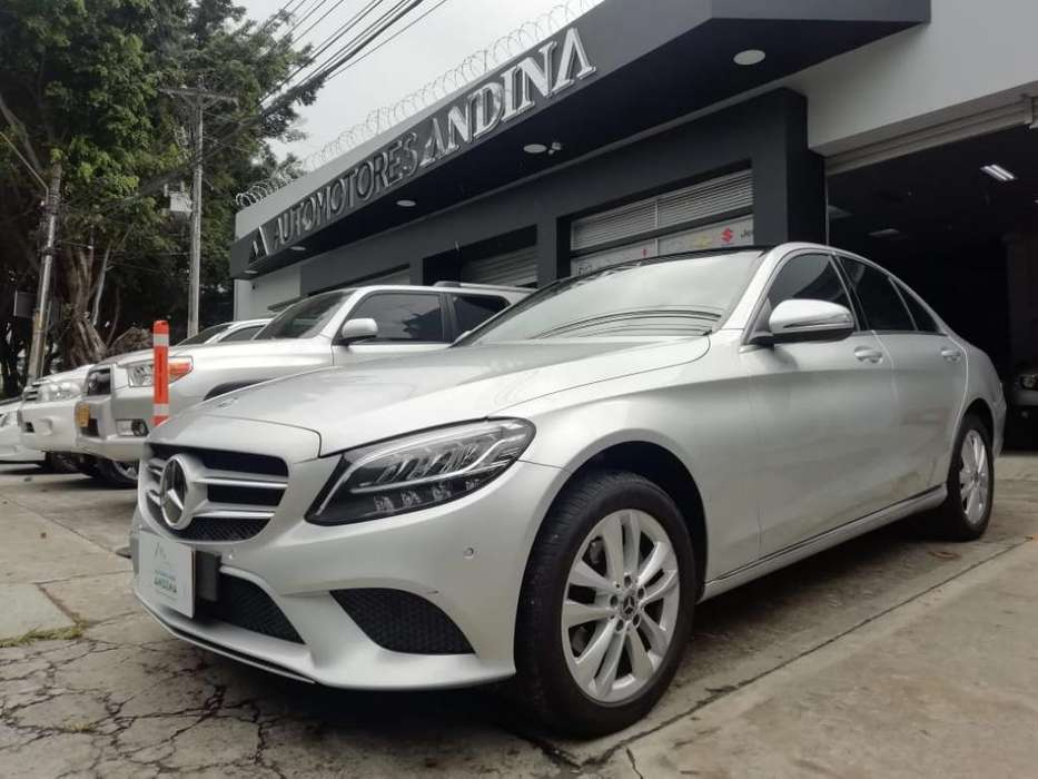 <strong>mercedes-benz</strong> Clase C 2019 - 34000 km