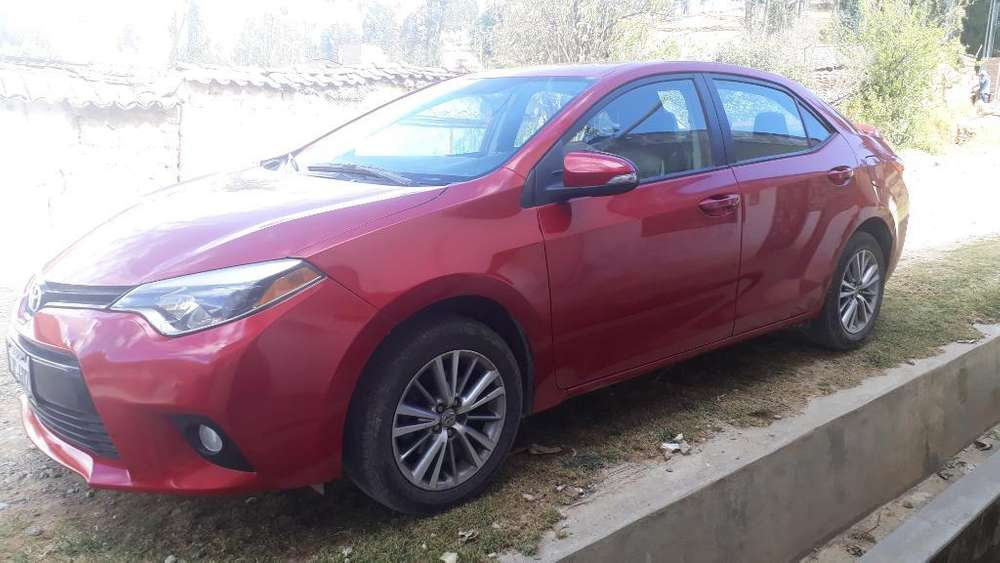 Toyota Corolla 2015 - 0 km