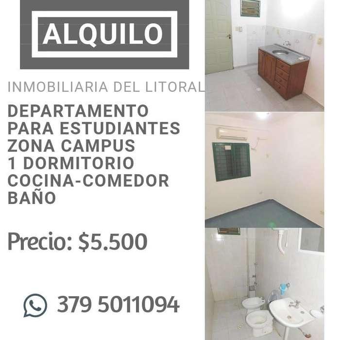 !!! ALQUILO !!! DEPTO