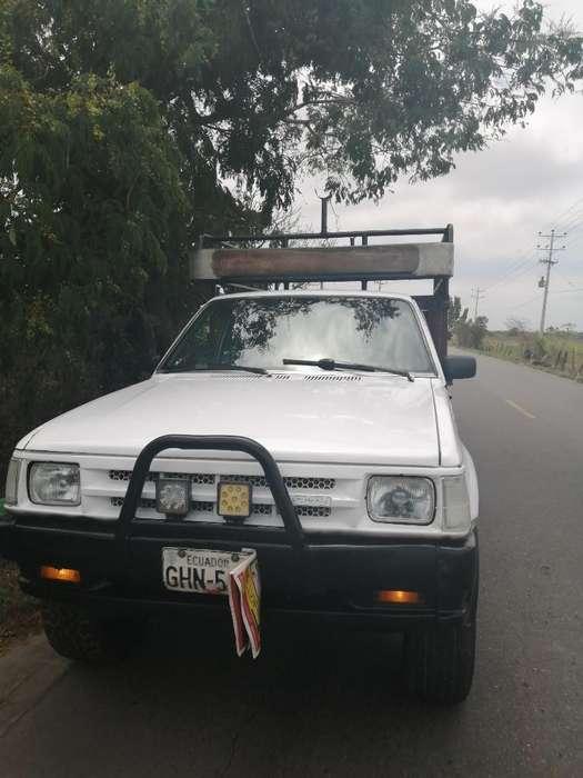 Vendo Camioneta 4x4 Mazda Año 93