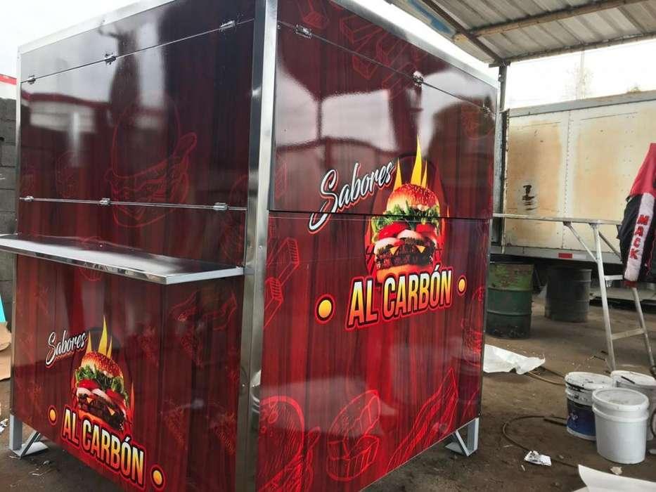 Food Truck Modelos 2019