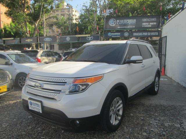 <strong>ford</strong> Explorer 2015 - 61408 km