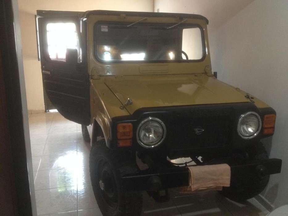 Daihatsu F20 1976 - 20000 km