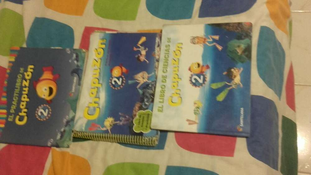 Libros 2 Grado Usado