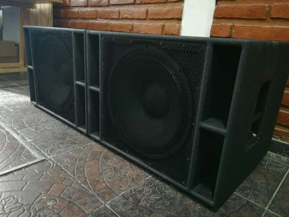 Bafle Sub Woofer 1000w Rms