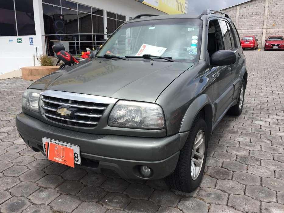 Chevrolet Grand Vitara 2011 - 160000 km