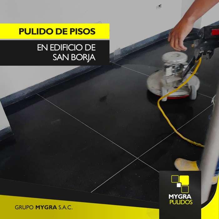 Mantenimiento Limpieza Pulido Pisos Mármol Granito Terrazo Laja