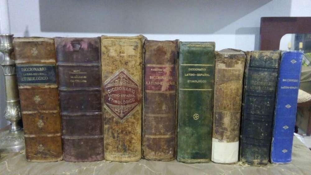 Diccionario Antiguos