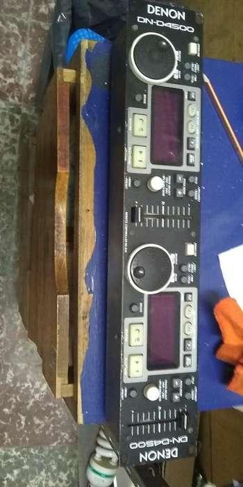 Compactera Denon 4500