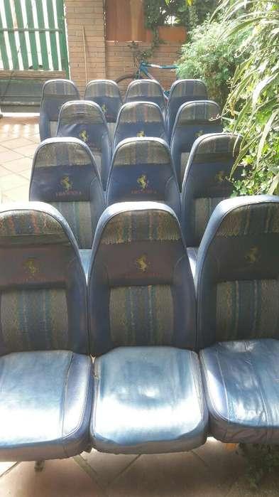 <strong>sillas</strong> para Camioneta Colectiva