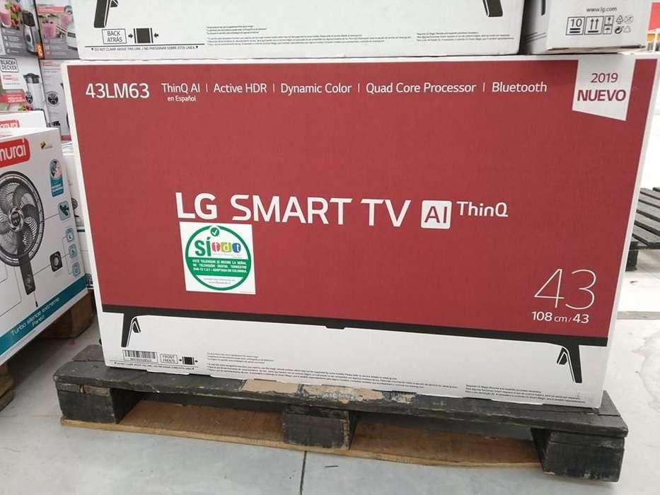 LG SMART TV 43