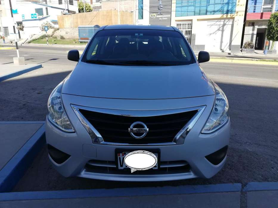 Nissan Versa 2018 - 21600 km