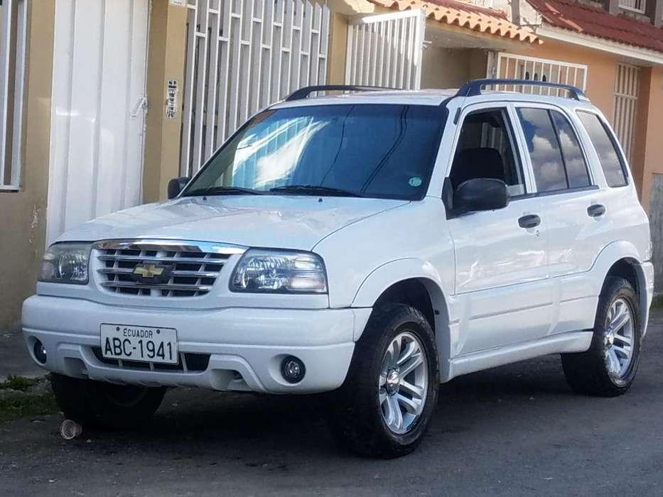 Chevrolet Vitara 2010 - 120000 km