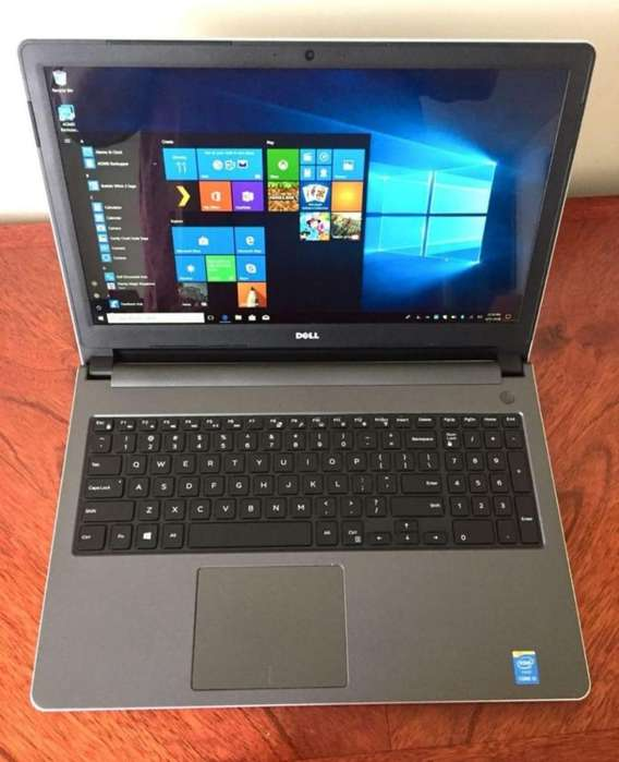 Laptop <strong>dell</strong> Táctil, Core I7, 1tb,8gb Ram
