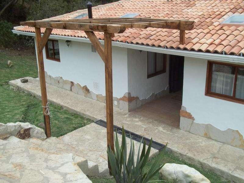 Finca En Arriendo/venta En Tabio Riofrio Cod. ABRKS42143037