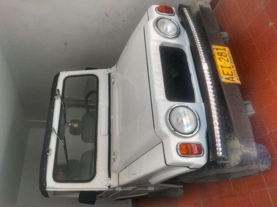 Daihatsu F20 1977 - 100000 km