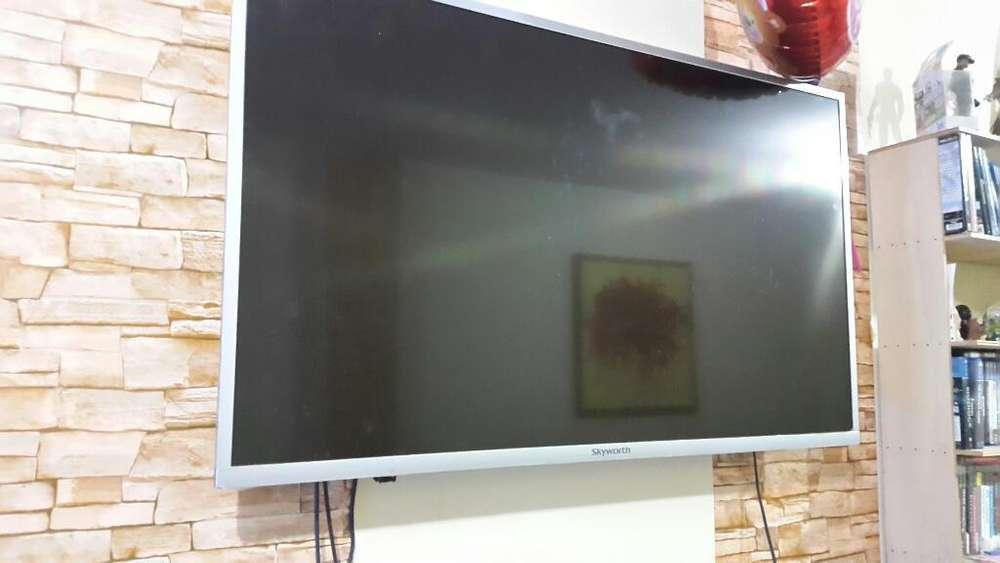 Smart Tv de 49 Pulgadas 4k