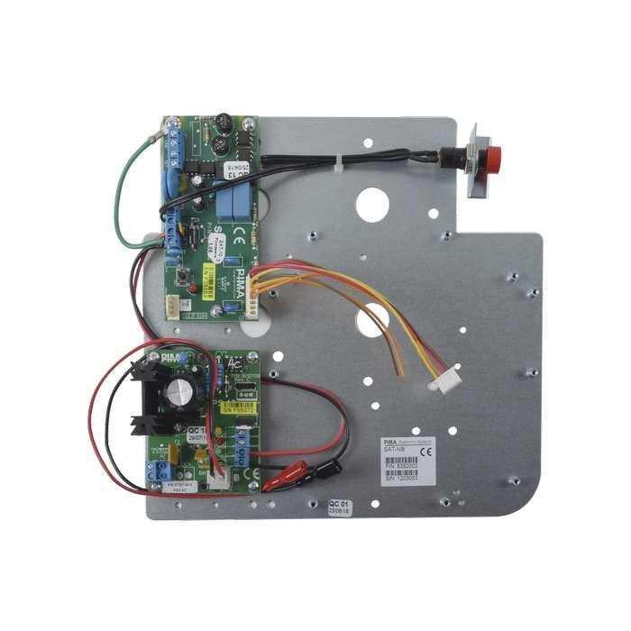 Interface universal de conversión TCP/IP GPRS compatible con cualquier alarma con formato
