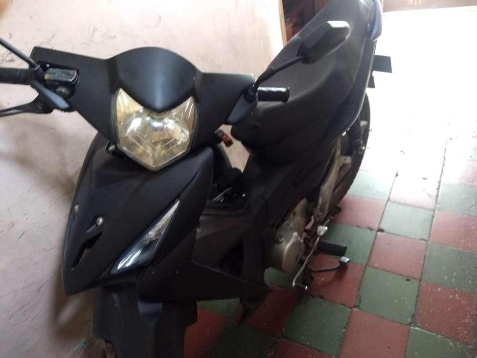 Moto Ayco 100