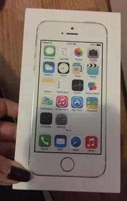 iphone 5s blanco 16 gb