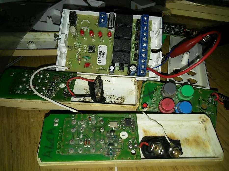 Controles Remotos Y Electrónica en Gral