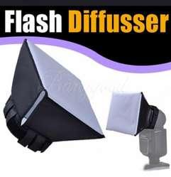 Difusor para Flash de camara