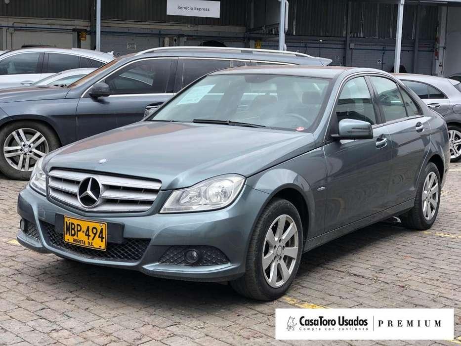 Mercedes-Benz Clase C 2012 - 45927 km