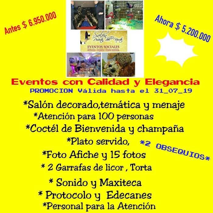 Salón de Eventos Puerta Del Norte