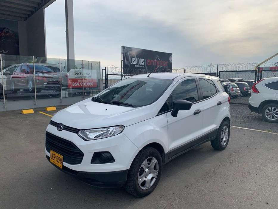 <strong>ford</strong> Ecosport 2015 - 51000 km