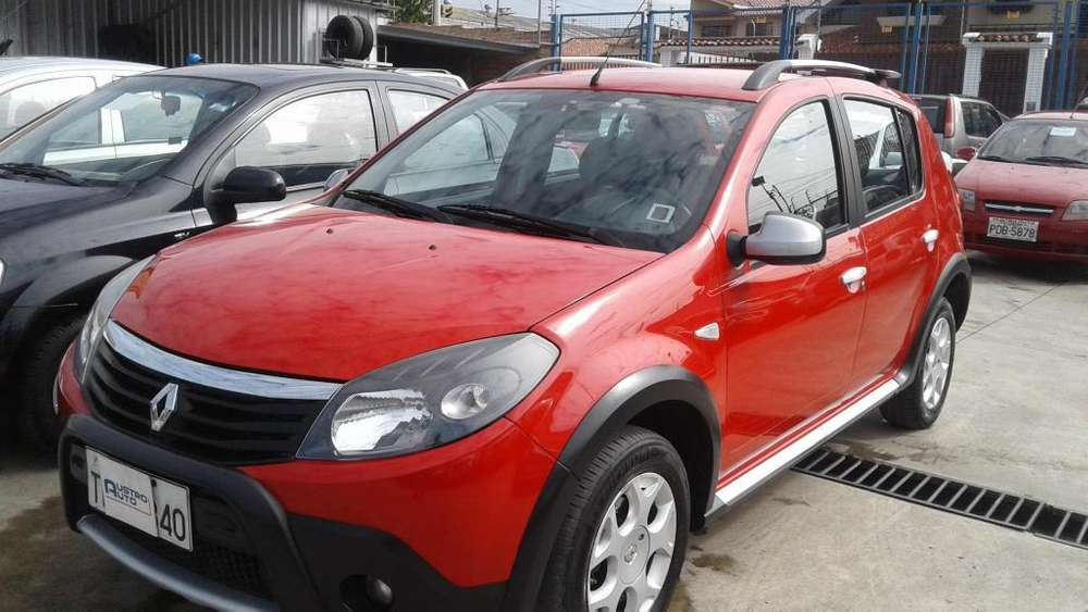 <strong>renault</strong> Stepway 2012 - 103988 km