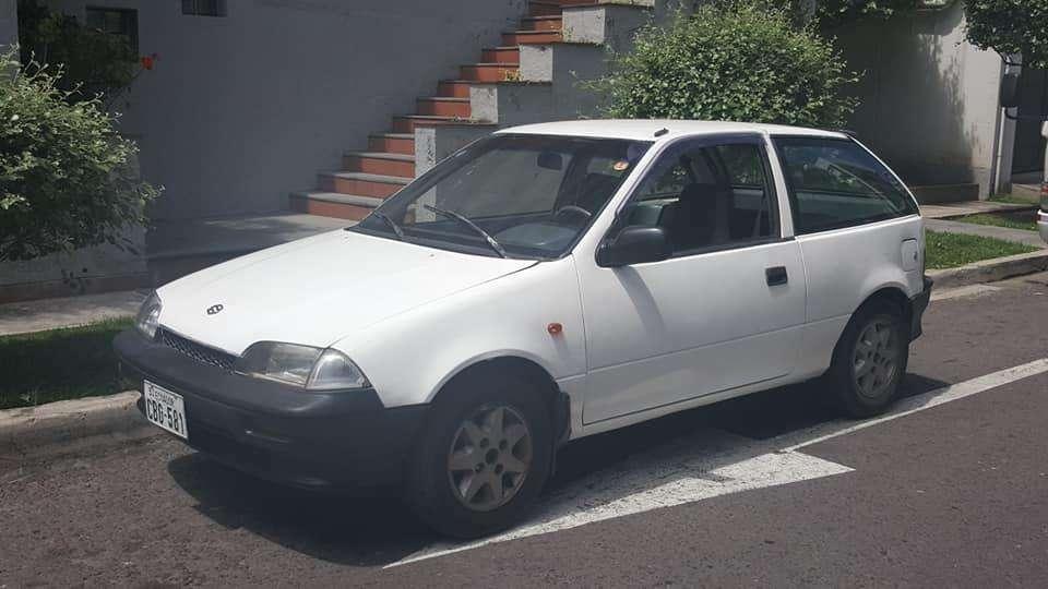Suzuki Forsa 2 1993 - 5000 km