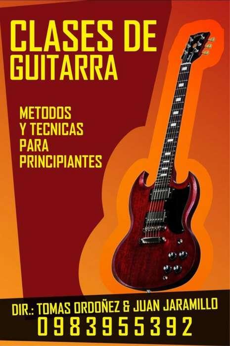 Clases de Guitarra Eléctrica