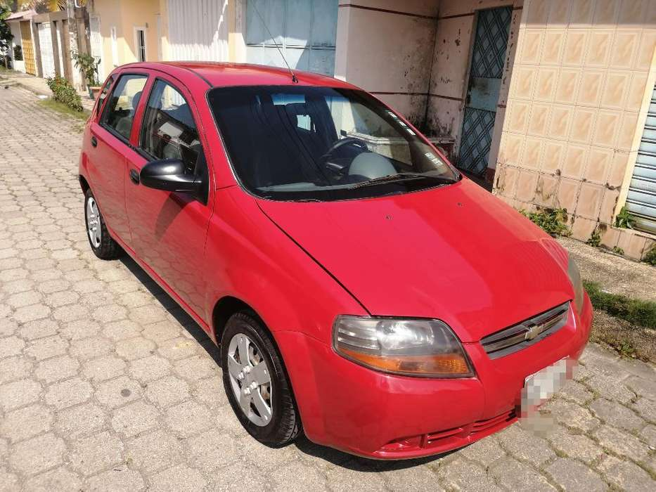 Chevrolet Aveo 2008 - 230000 km