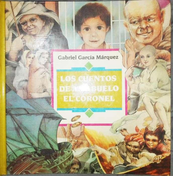 Gabriel Garcia Marquez 1988 - Los cuentos de mi abuelo el coronel