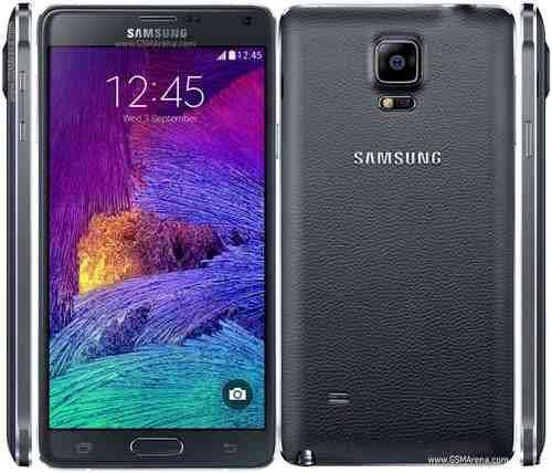 Samsung Galaxy Note 4 Sm-n910c Impecable En Caja