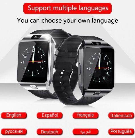 e257b819e7b Smartwatch Dz09 Camara Android Chip 3g Cel Reloj Inteligente - Lima