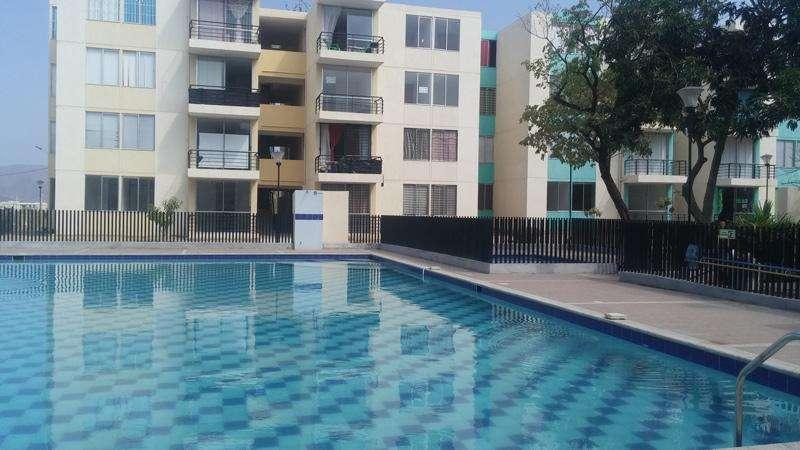 GANGA VENDO Apartamento Amoblado Santa Marta