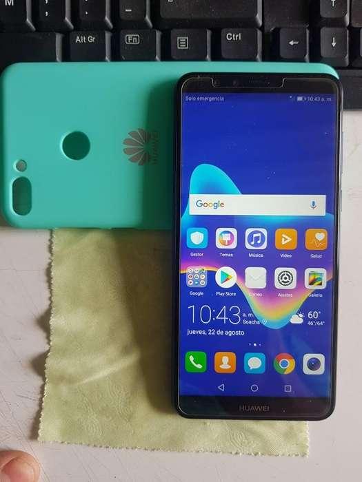 Huawei Y9 2018 Dual SIM, Buen estado, libre de todo 330.000.