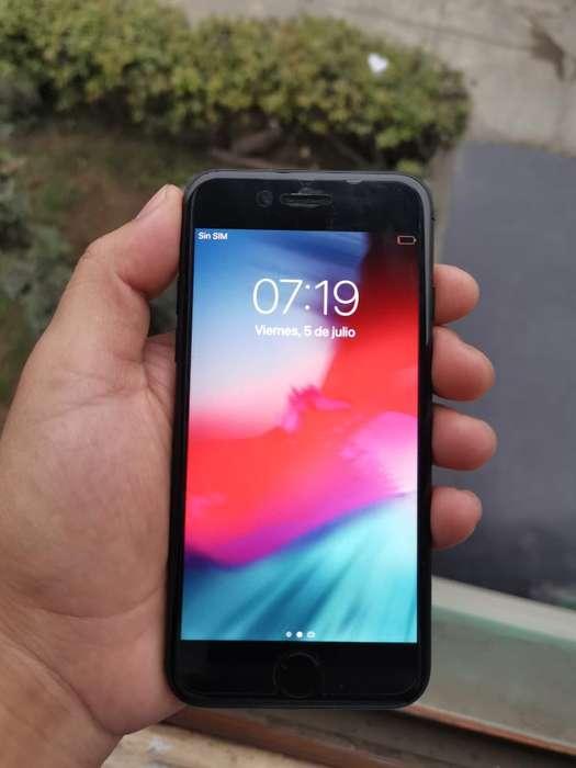 Vendo Cambio iPhone 7 32gb Negro Libre