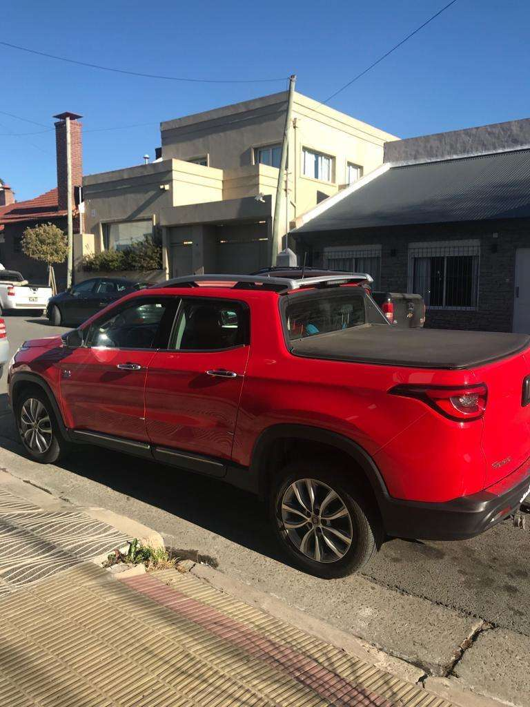 Fiat Toro Volcano 2018 4X4 My 2019