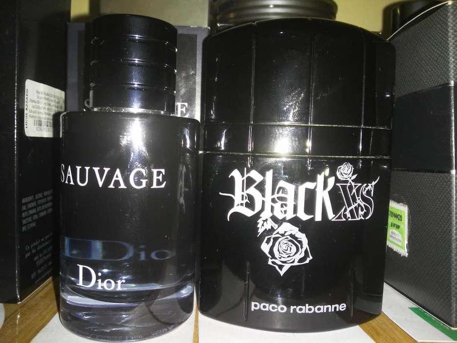 Dior Sauvage Y Black Xs Paco Rabanne