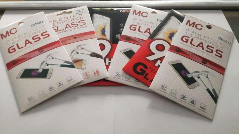 Vidrios Glass Templados para celulares