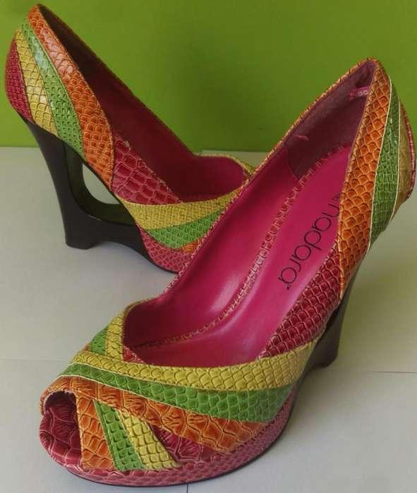 5d77764a201 Vendo  strong sandalias  strong  Zapato Dama ...