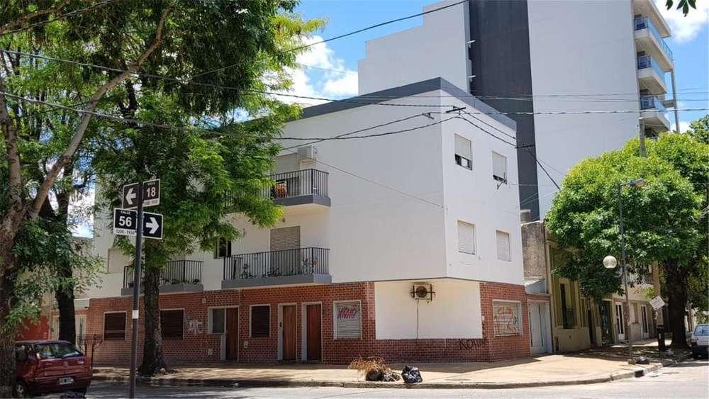18 Esq 56- La Plata 100 - 9.000 - Departamento Alquiler