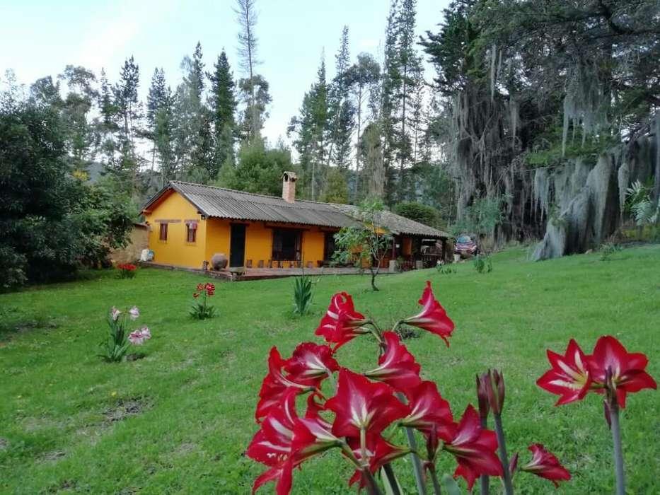Vendo O Permuto Casa Campestre Colonial