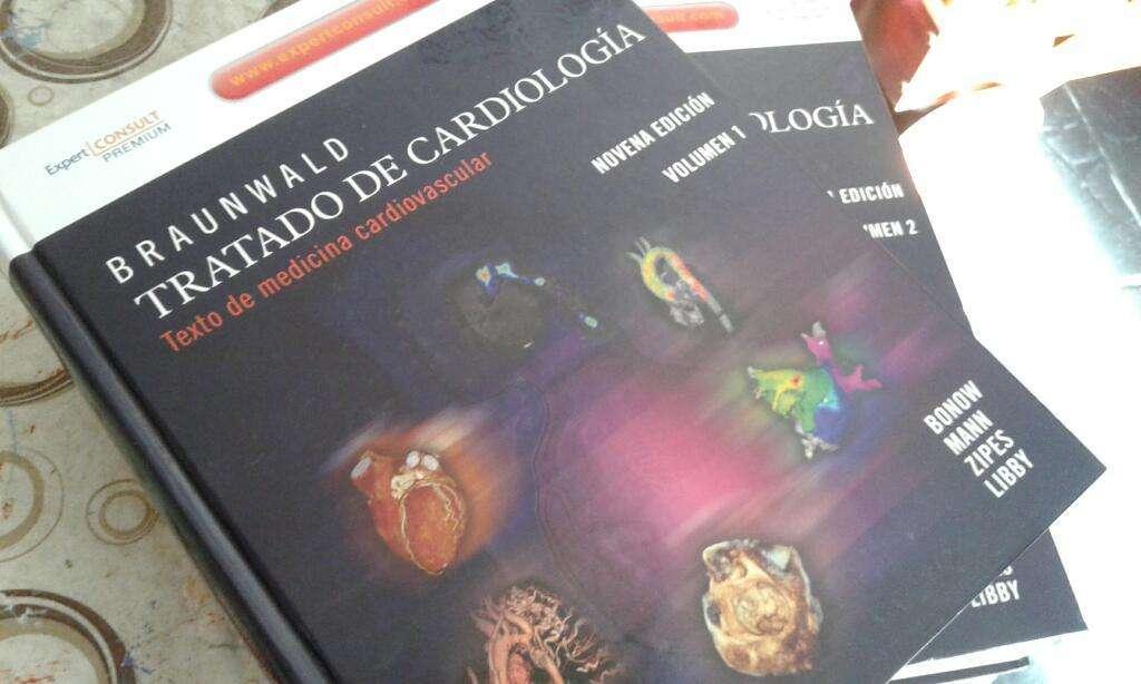 Braunwald Tratado de Cardiologia